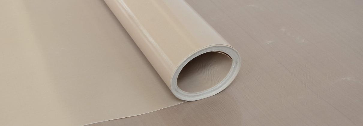 Teflon coated cloth