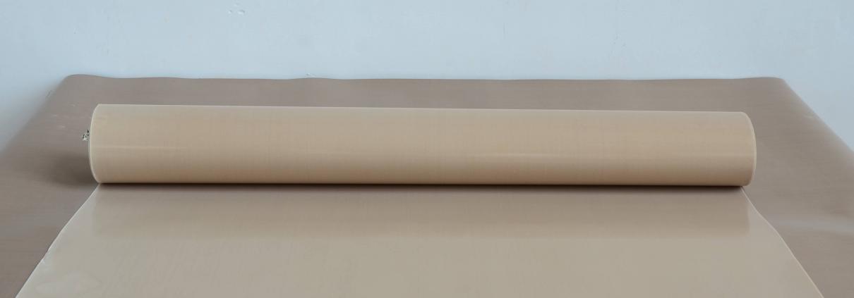 PTFE Teflon coated fiberglass fabric